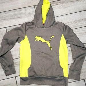 Puma girls xl athletic pullover